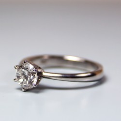 solitaire 1 carat diamond